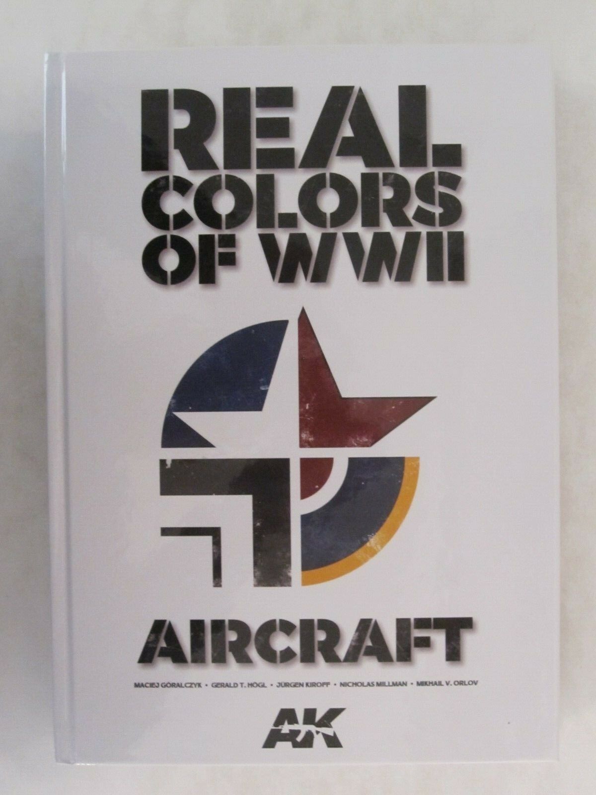 Real colors of WWII - Aircraft - by AK Interactive, Profiles, Photos