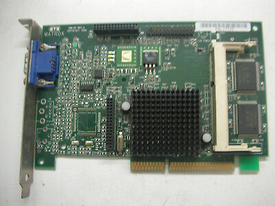 Matrox 8MB G200 G2+//MILA//8D//CPQ Video Graphics Card Compaq 167033-001//356018-002