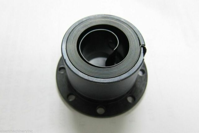 Spindle Quill Return 25mm Spring Clock And Cover Hub Mount Milling Machine Part