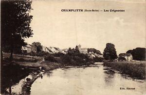 CPA CHAMPLITTE - Les Crignottes (636685)