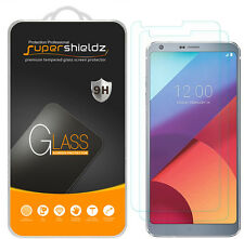 2x Supershieldz Tempered Glass Screen Protector Saver for LG G6