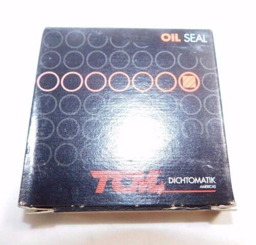 """TCM Oil Seal QTY 1 1.772/"""" x 2.362/"""" x 0.394/"""" 45X60X10TC-BX"""