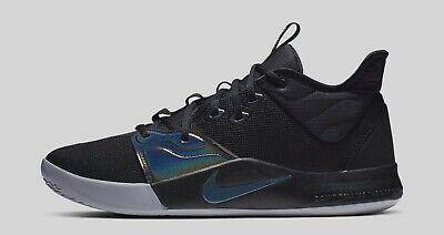 "Mens Nike PG 3 Paul George /""Iridescent/"" Athletic Basketball Casual AO2607 003"