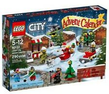 Item 4 Lego City Town Seasonal Advent Calendar 60133 Retired Christmas Rare