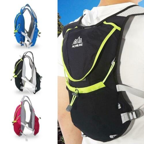 AONIJIE Outdoor Cycling Hiking Hydration Backpack Vest Water Bottle Backpack