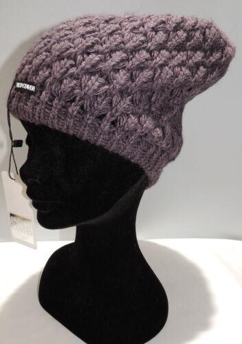 Cappello berretto donna hat woman ENRICO COVERI art.CACO021 col.ombra Italy
