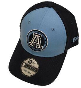 Toronto-Argonauts-CFL-New-Era-Basic-Logo-Two-Tone-Blue-9Forty-Snapback-Cap-Hat