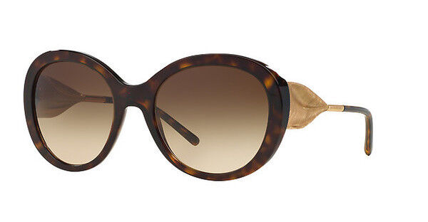 50adb64d5ed2 Burberry Havana Large Oval Womens Sunglasses - Be4191 300213 for sale  online