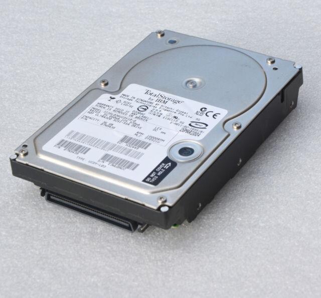 36 GB 36GB SCSI FESTPLATTE SCA HDD HP 80-POLIG 07N9438 SERVER IBM HP DL380  n823
