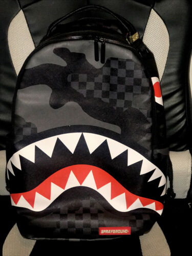 bape backpack shark