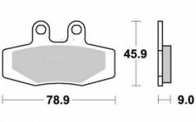 Genossenschaft Platte Bremse Kyoto Motorrad Ktm 600 Lc4 1988-1989 Neu Weitere Rabatte üBerraschungen Bremsen