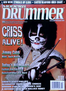 MODERN-DRUMMER-PETER-CRISS-KISS-COVER-STORY-FEBRUARY-1999