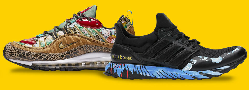Shop Now - Pick Your Kicks