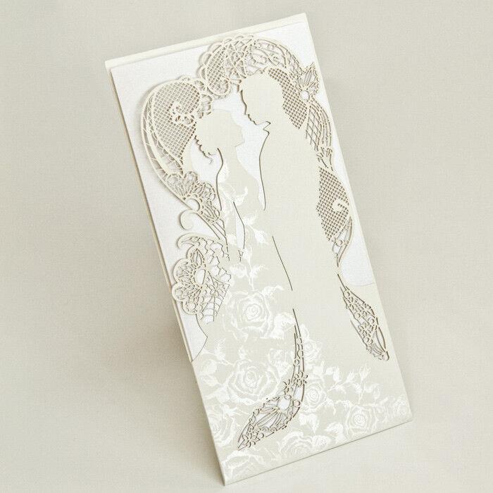 Hochzeitskarte Hochzeitseinladungskarte HE083 & Umschlag, Einladung, Hochzeit | Der Schatz des Kindes, unser Glück  | Mama kaufte ein bequemes, Baby ist glücklich  | Um Zuerst Unter ähnlichen Produkten Rang