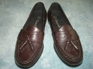 CHANCELLORS-BROWN-SHOES-SIZE-7-5-US