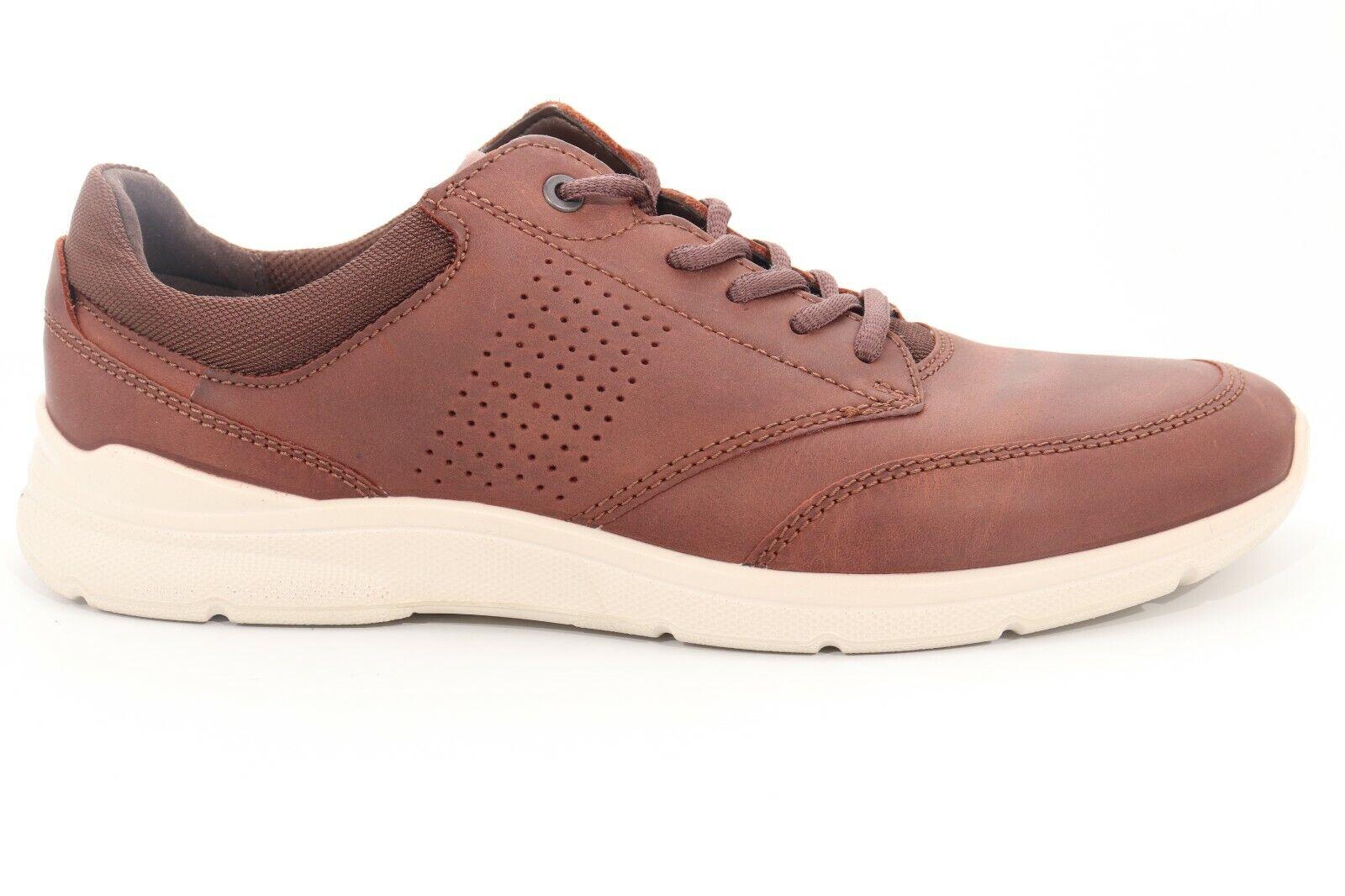 Ecco Irving Fashion Sneaker Casual Mink Men's Size 44