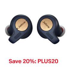 Jabra Elite Active 65t Wireless Earbuds (Manufacturer Refurb), 20% off: PLUS20