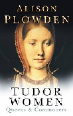 1 of 1 - Plowden  Alison-Tudor Women  BOOK NEW