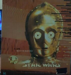 Star Wars Masterpiece Edition C-3PO - Tales Of The Golden Droid Figure