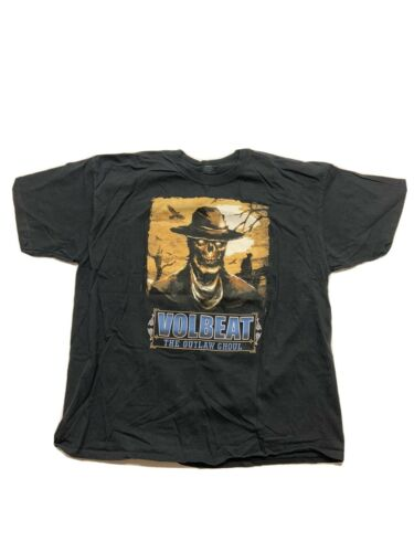 VINTAGE VOLBEAT the Outlaw Ghoul North American To