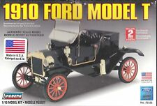 Ford Model T 1910 Plastic Model Kit Scale 1 16th by Lindbergh Item 72332