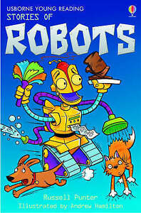 Stories-of-Robots-Young-Reading-Series-1-Punter-Russell-Very-Good-Book