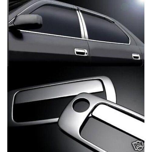 1990 1991 1992 1993 1994 Lexus Ls400 Jdm Vip Chrome Door
