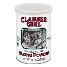 Clabber GirlDouble Acting Baking Powder - 8.1oz
