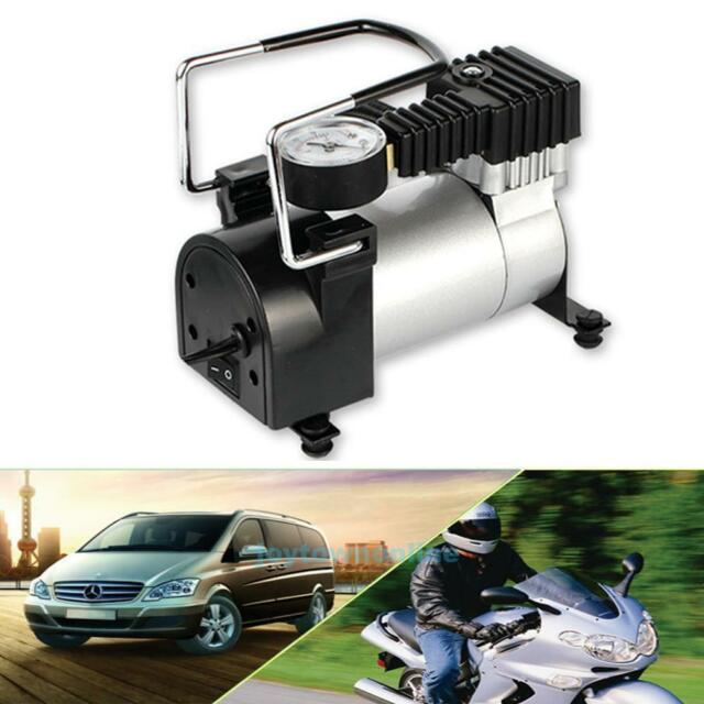 12V 200w 150PSI Heavy Duty Deluxe Portable Air Compressor Car Tyre Inflator