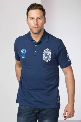 Men/'s Polo Shirt Rydale Polo Club Cotton Top