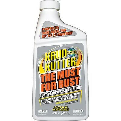 Rust-Oleum MF326 Krud Kutter The Must for Rust | Rust Remover Inhibitor