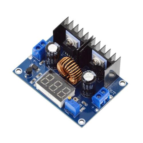 XH-M404 XL4016 8A DC Voltmeter PWM 4-38V to 1.25-36V Step-Down Power Module