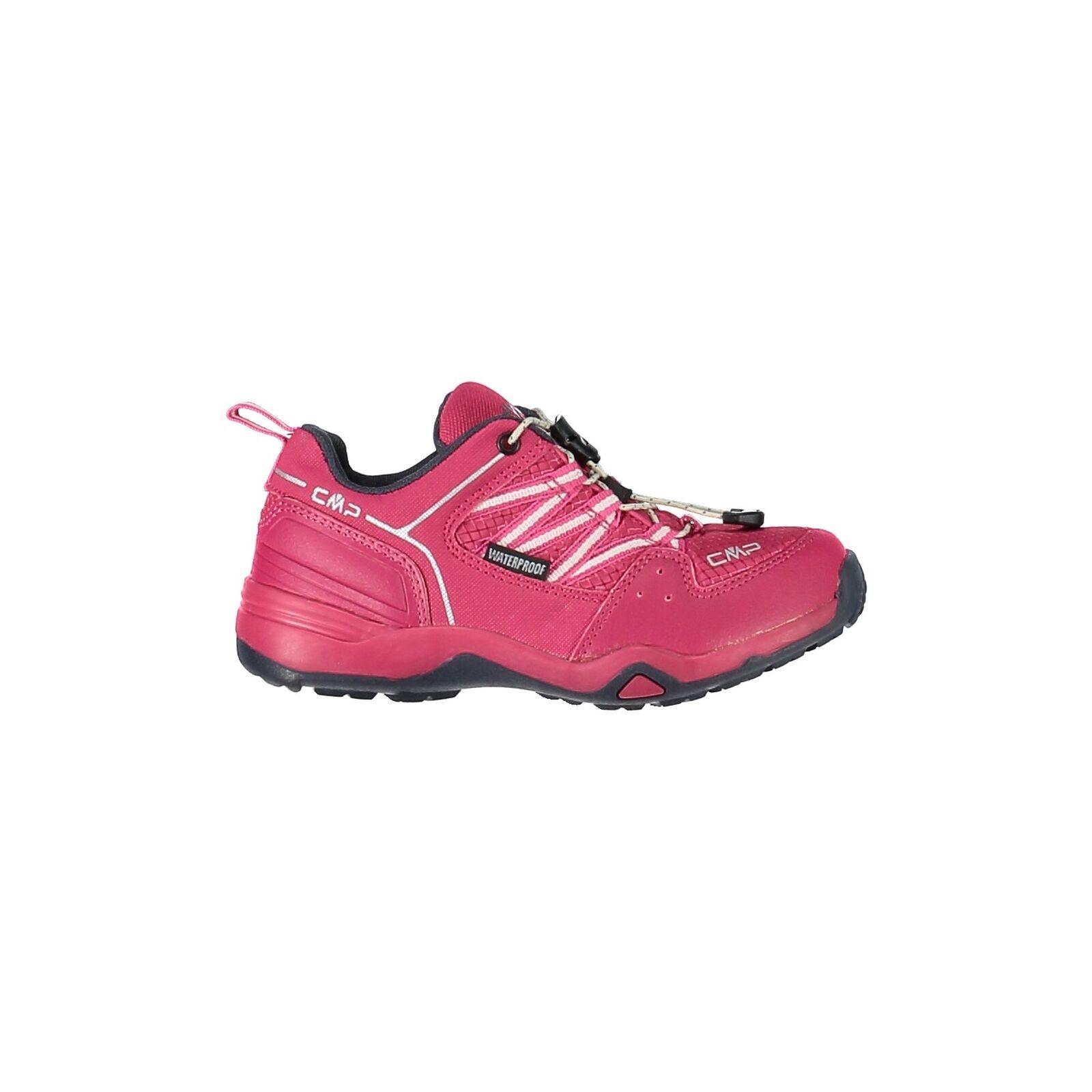 CMP Walking Boots Outdoorschuh Kids Sirius Low Hiking shoes Wp Pink
