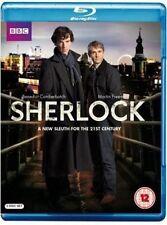 SHERLOCK HOLMES - COMPLETE BBC SERIES 1 -  *NEW BLU-RAY