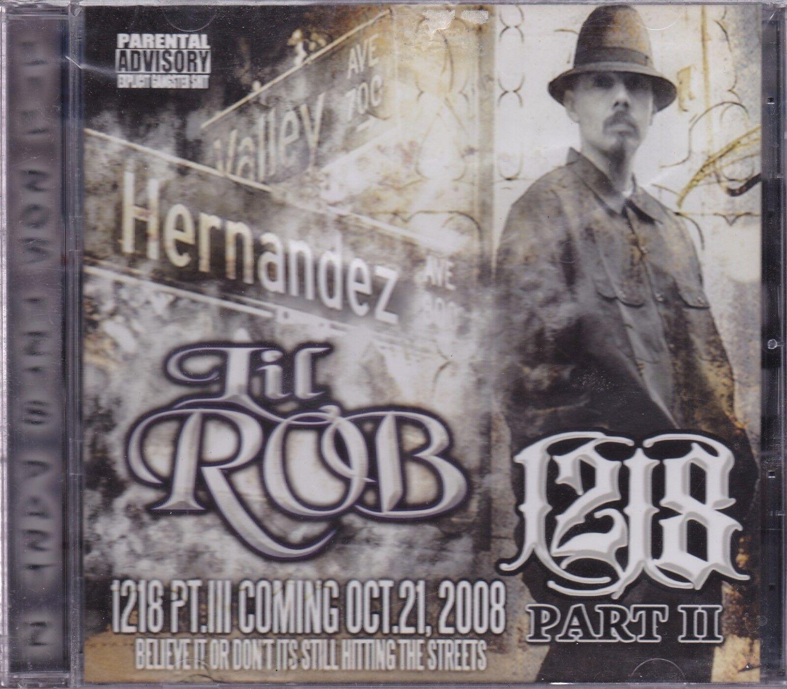 Lil rob 1218 tracklist