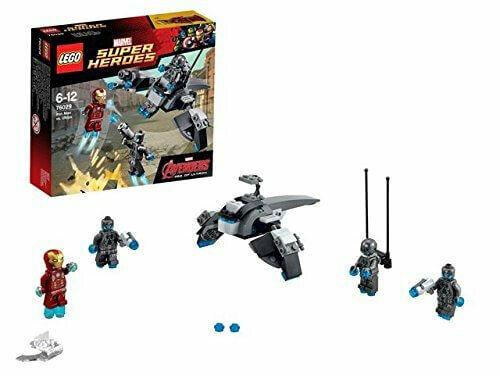 LEGO SUPER HEROES Age of Ultron IRON vs. Ultron 76029  Set  Garanzia del prezzo al 100%