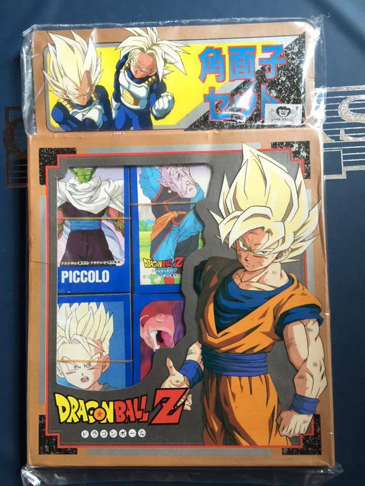 Cartolina Dragon Ball Z DBZ Menko Carta  Kakumenko Set AMADA MADE IN JAPAN RARA