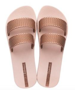 d0667ba353f Ipanema Women`s Flip Flops City Sandal Pink and Pink Bands Slide ...