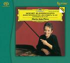 Esoteric Mozart Piano Sonatas K.310 331 457 & 545 SACD Hybrid Tracking Number