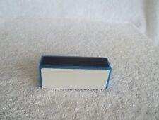 DIVA NAILS Professional Nail Shining 3-WAY BUFFER BLOCK ~ (Black, White, Blue)!