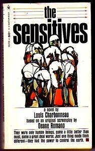 THE-SENSITIVES-movie-tie-in-w-o-a-movie-Louis-Charbonneau-1st-US-PBO