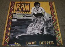 The Ram Project Dave Depper~2011 Pop Rock~Paul McCartney Covers~VG++~Insert