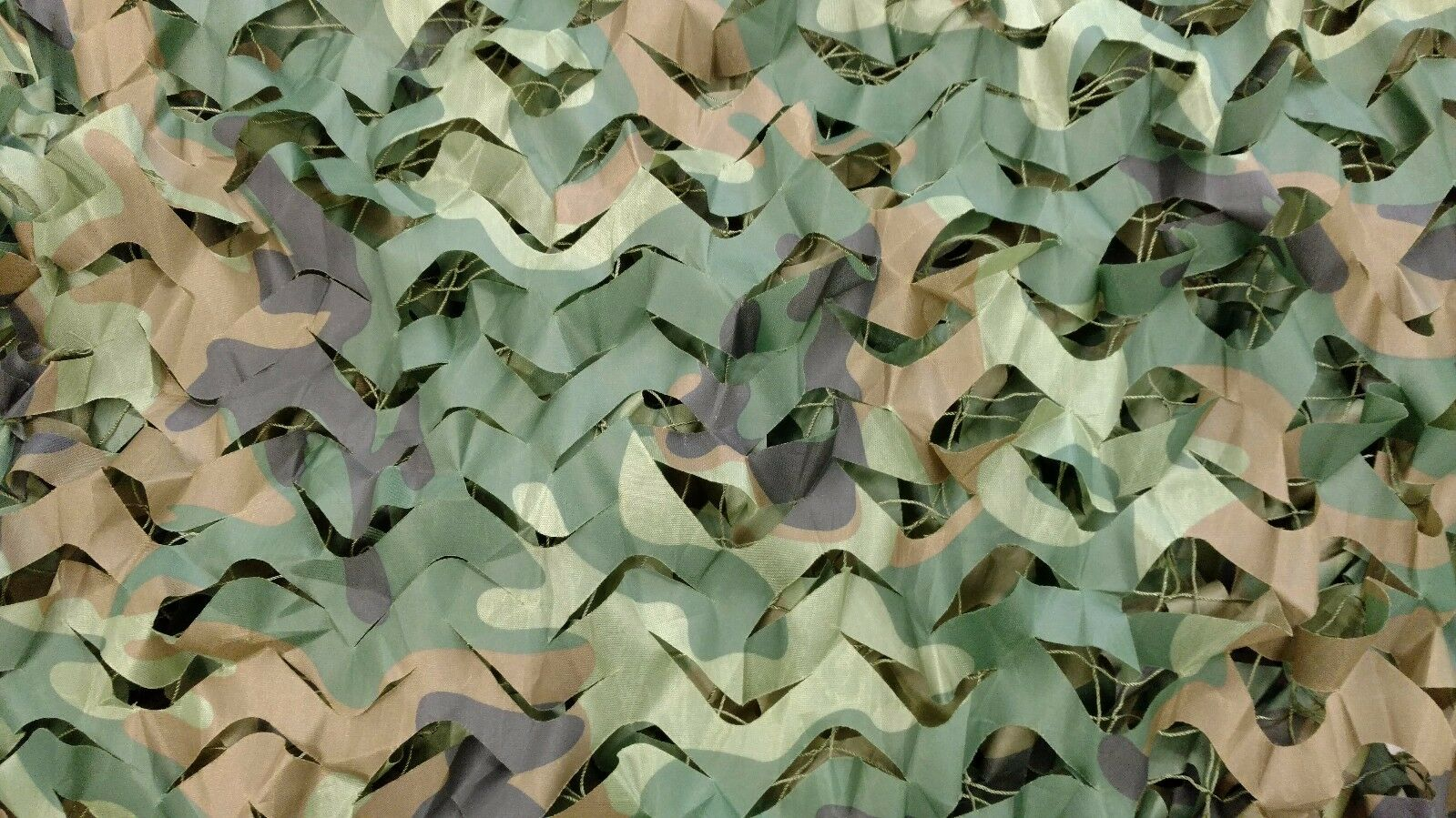 Woodland Camouflage Netting Military Army Camo Hunting Cover Net  HUGE SALE