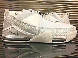 the latest 5f183 ccec8 Image is loading Nike-Zoom-LeBron-II-2-Low-Snake-Player-