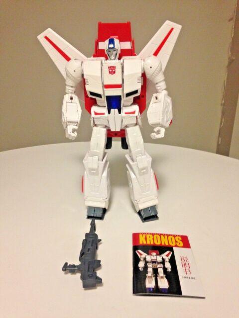 Transformers 3rd Party Masterpiece Skyfire Jetfire Daca Toys Kronos