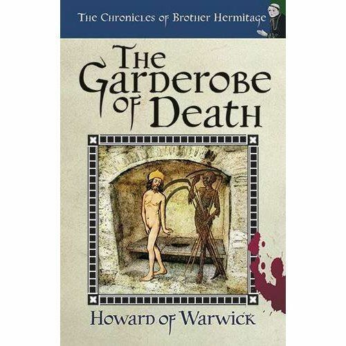 1 of 1 - The Garderobe of Death-ExLibrary