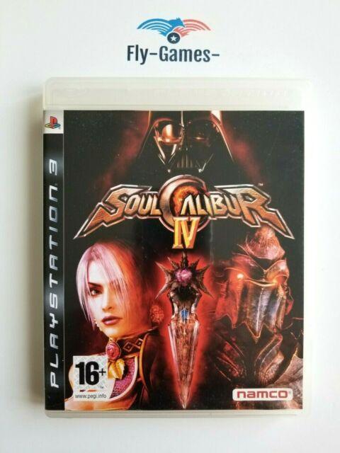 Jeu Ps3 - Soul Calibur IV 4