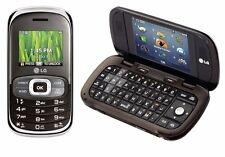 LG Octane VN530 - Silver Brown Verizon Page Plus Cellular Phone