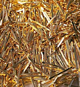 1 oz of computer pins Scrap Refining lot Gold Recovery// refining