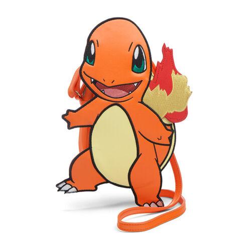 Faux Leather Charmander Pokemon Purse Danielle Nicole Crossbody Bag Pokémon NEW
